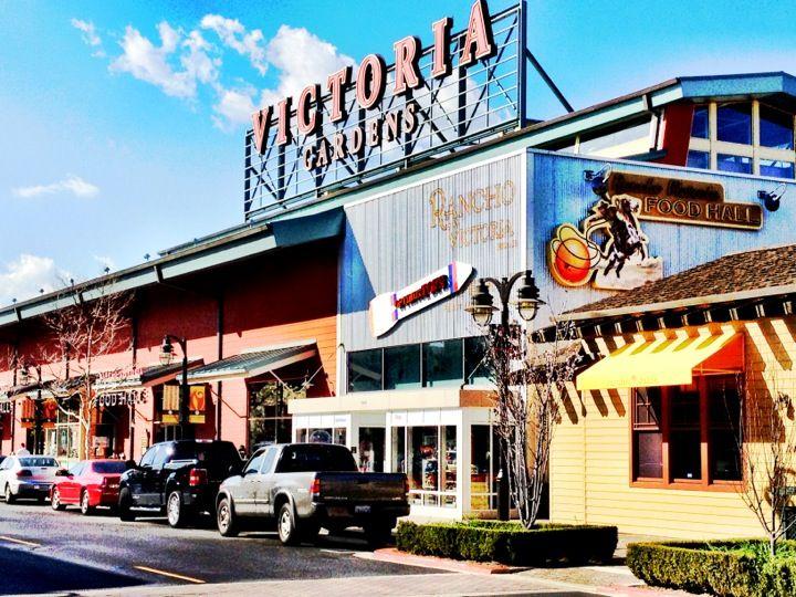Restaurants At Victoria Gardens Rancho Cucamonga California