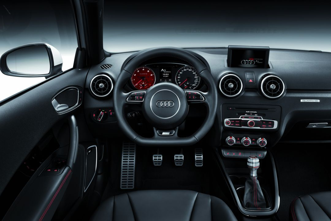 audi a1 quattro innenraum car pinterest audi audi a and