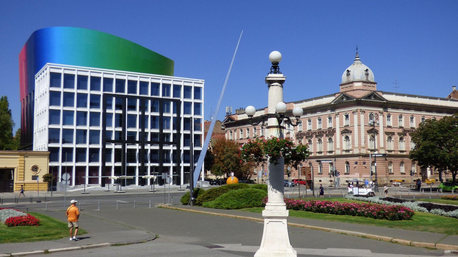 Samo Su Grad Zagreb I Jos Tri Zupanije Iznad Prosjeka Gospodarske Snage Hrvatske Terracon Business News Visit Europe Zagreb Classic Building