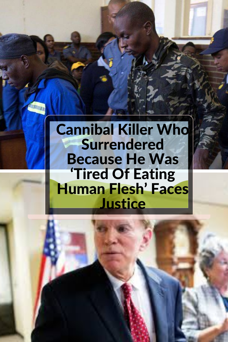 Best Funny Pins Cannibal Killer Who Surrendered Because He Was 'Tired Of Eating Human Flesh' Faces Justice Cannibal Killer Who Surrendered Because He Was 'Tired Of Eating Human Flesh' Faces Justice 5