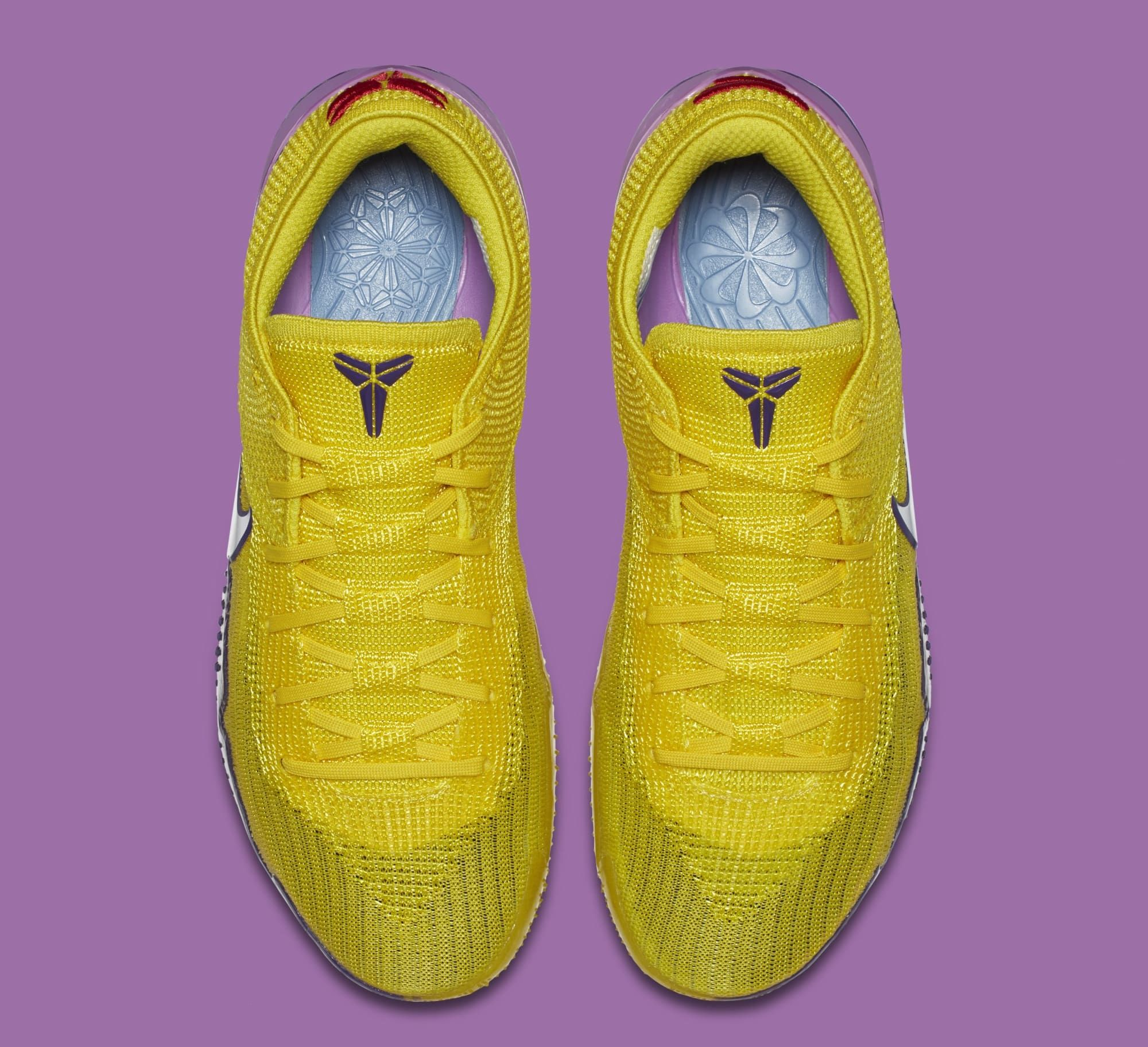 official photos ebfa1 073e4 Nike Kobe A.D. NXT 360  Yellow Strike