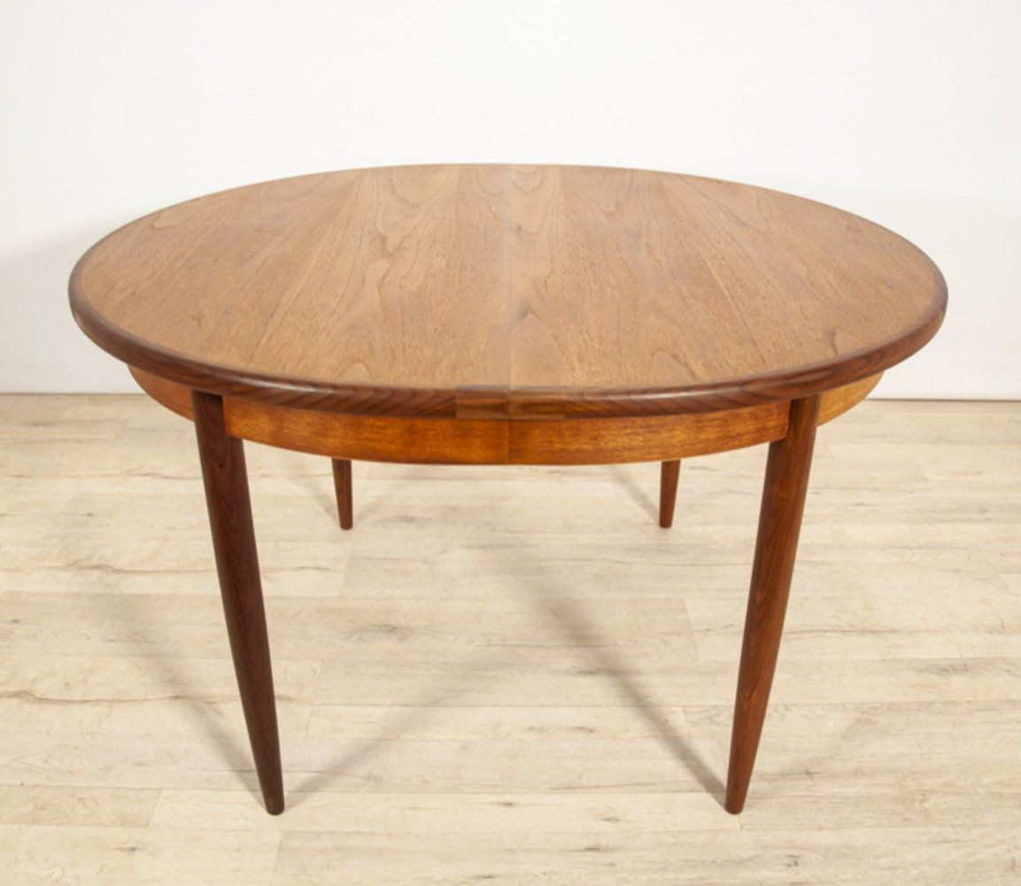 For Sale Mid Century Fresco Teak Dining Table From G Plan 1960s
