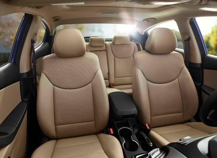 Barnes Crossing Hyundai >> 2014 Hyundai Elantra Sedan Interior (Tan Leather) | Hyundai Elantra | Hyundai cars, Elantra car ...