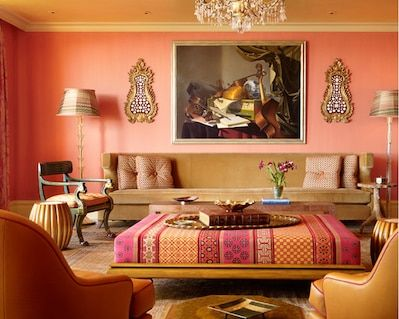 15 Beautiful Moroccan-Themed Spaces That\u0027ll Inspire You Bedroom