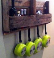 DIY Wooden Pallet Ideas