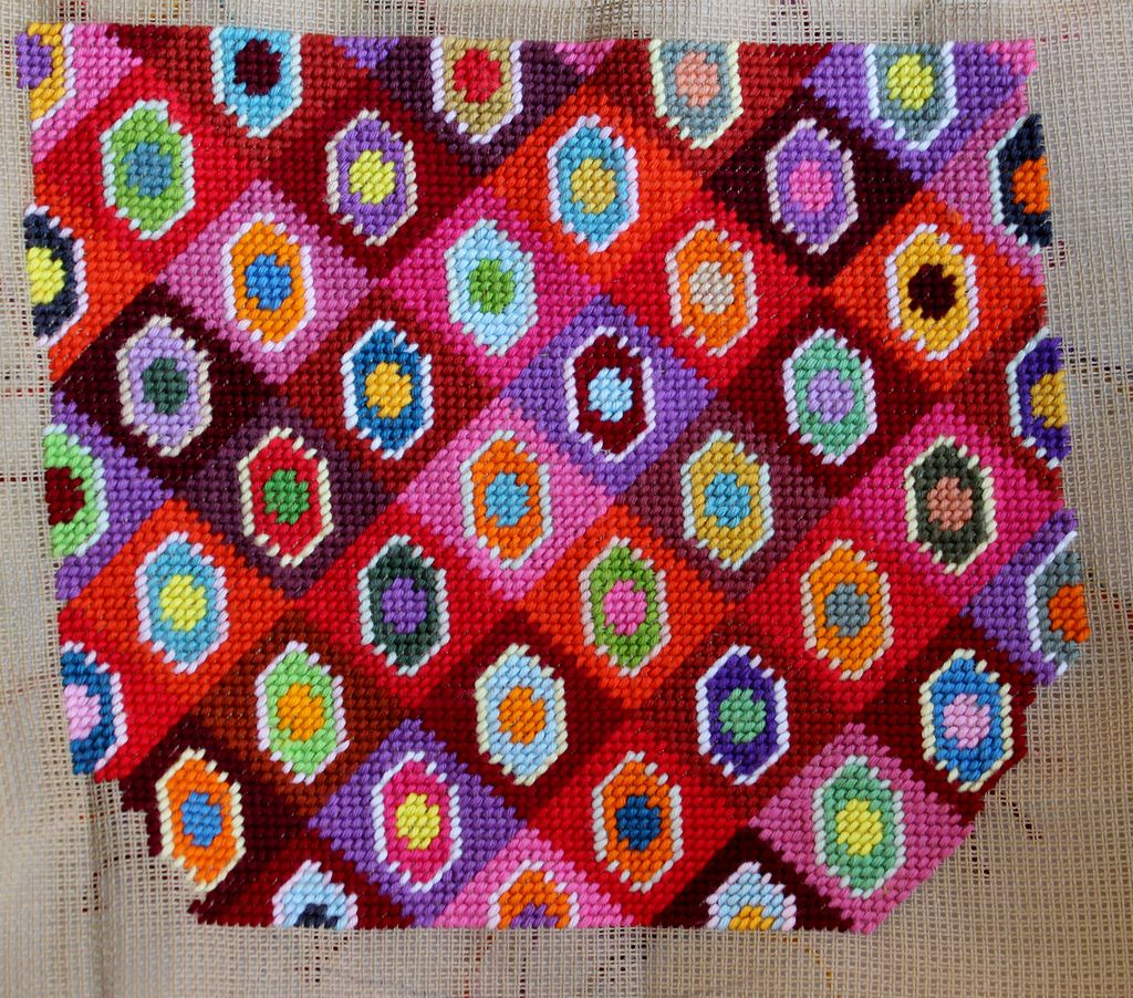 Sac à la manière de Vasarely | Flickr - Photo Sharing!