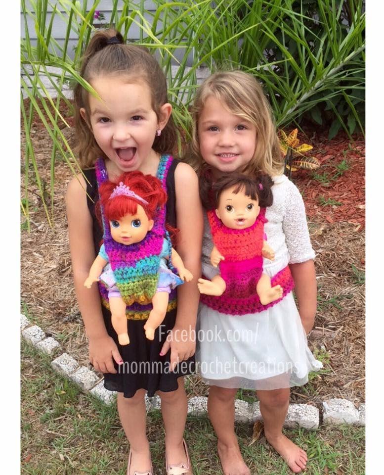 The Larsen Daily Crochet Baby Carrier Pattern Free Crochet