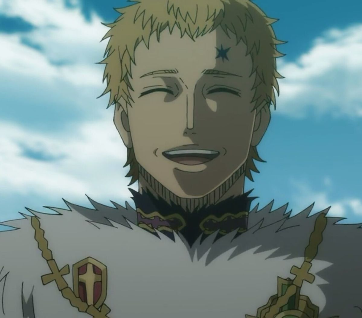 Julius Novachrono Black Clover Black Clover Anime Black Clover Manga Clover ♥️if you love animememes then follow me 📣 30% of the contents owned by me other 70% are stolen 🏆target 2k followers. julius novachrono black clover