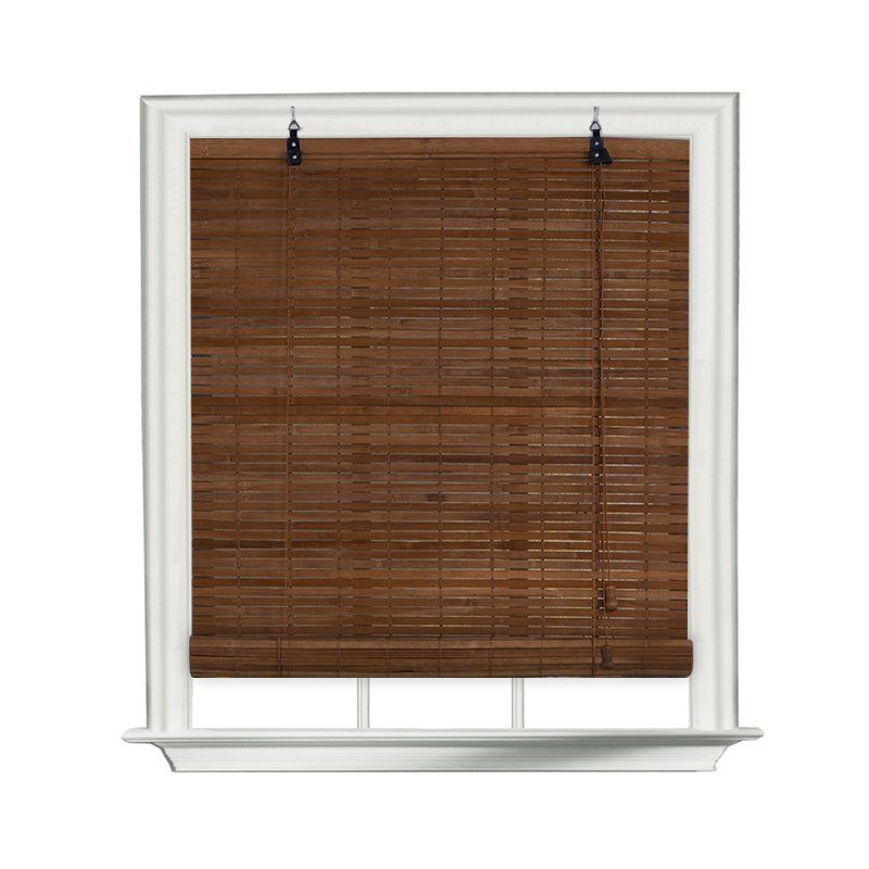 Burton Bamboo Roll Up Blind Blinds For Windows Blinds Shades