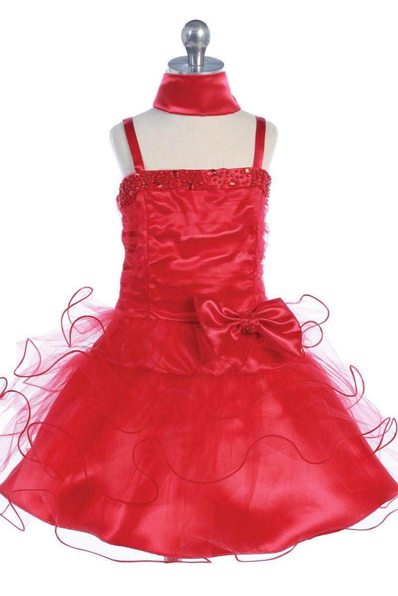 Abigail girls party dress puddlescollection kidsu formal
