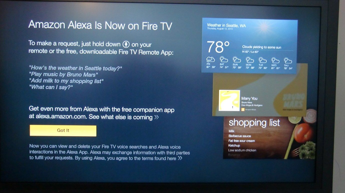 How to use the amazon fire tv stick fire tv stick fire