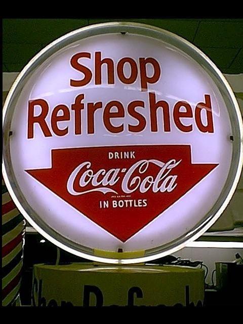 Shop Refreshed Drink Coca Cola