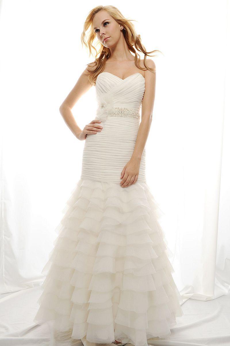 Eden Bridals - Wedding Dress - STYLE - SL012B | Wedding dresses ...