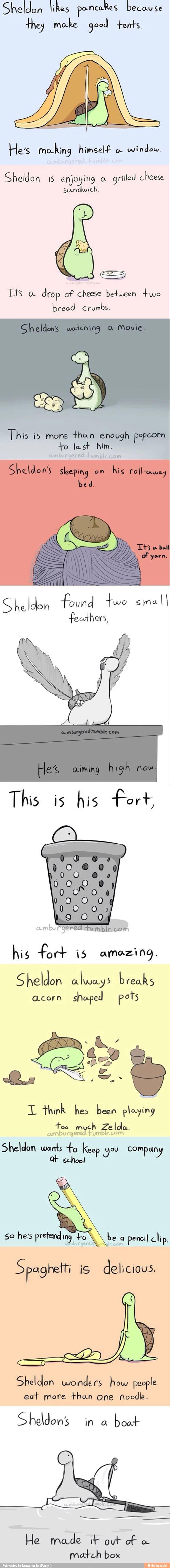 Literally dying if cuteness. #dinosaurpics