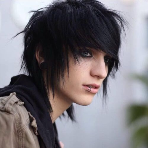 Best Emo Hairstyles for Guys with Emo Haircuts in 2019 | FAMOUS HAIR ...