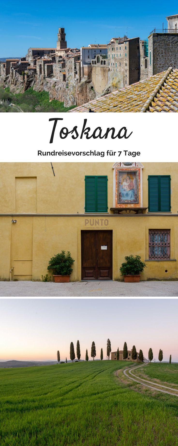 Photo of Rundreise Toskana: Die Highlights in 7 Tagen – Reiseblog Travelography