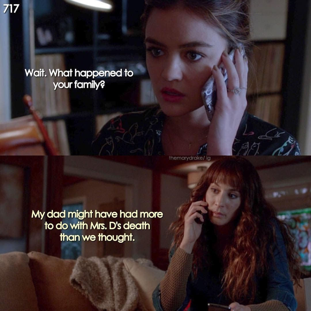 Pin by megan deangelis on pretty little liars quotes