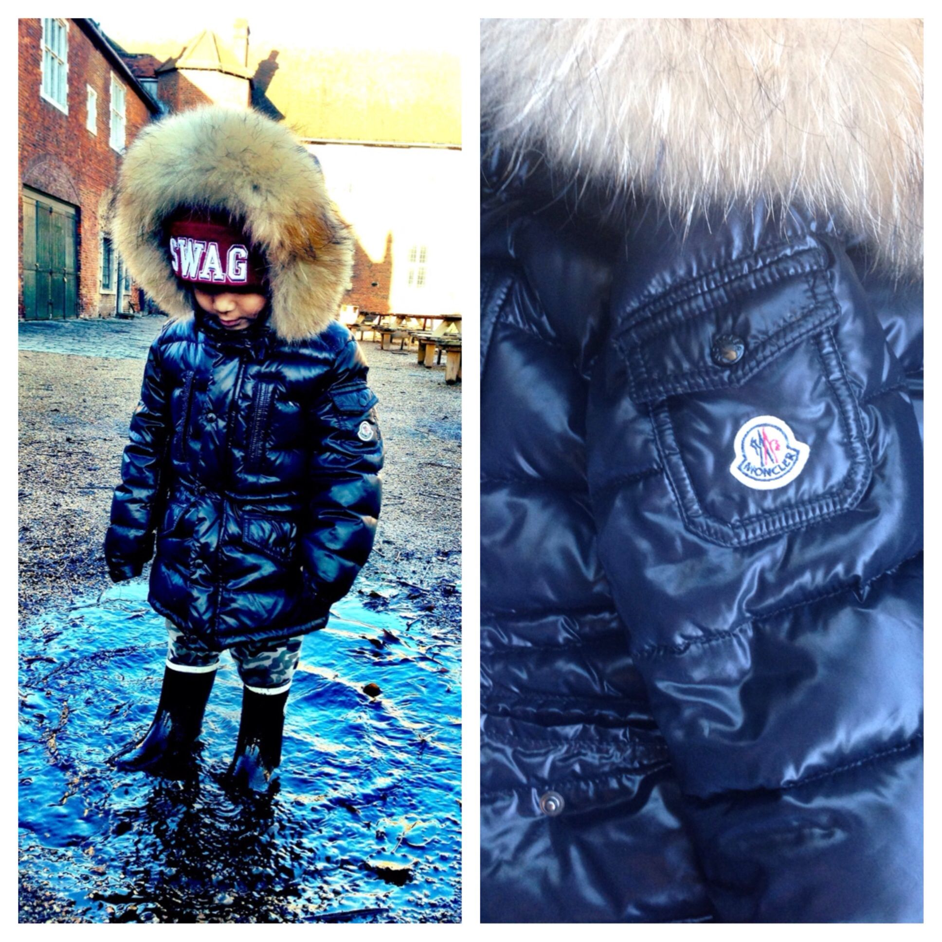77583f40e My baby's Moncler coat | My Boy And His Stuff | Winter jackets ...