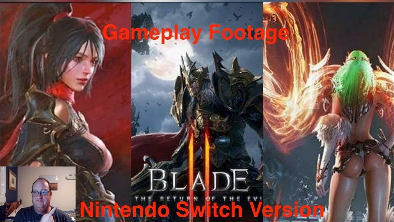 Blade 2 The Return Of Evil Gameplay Switch Version With Images