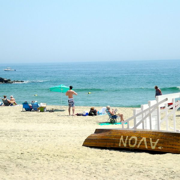 Check out this slideshow Here Comes Summer at the Jersey Shore in this list 24 Amazing Beaches in the United States