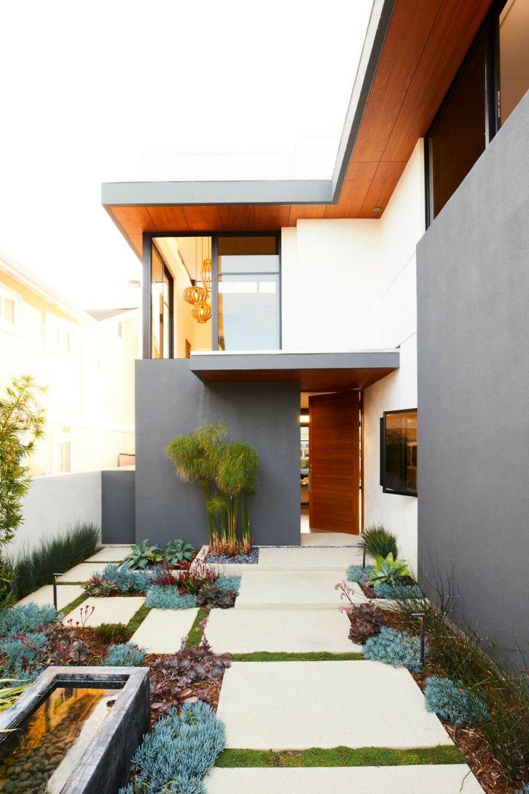 Giardini Per Case Moderne ▷ 1001 + idee per piccoli giardini - suggerimenti da