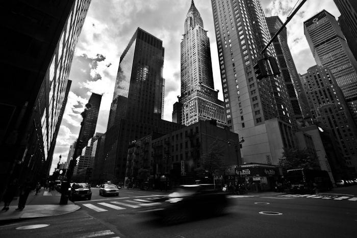 New York, Chrysler building.