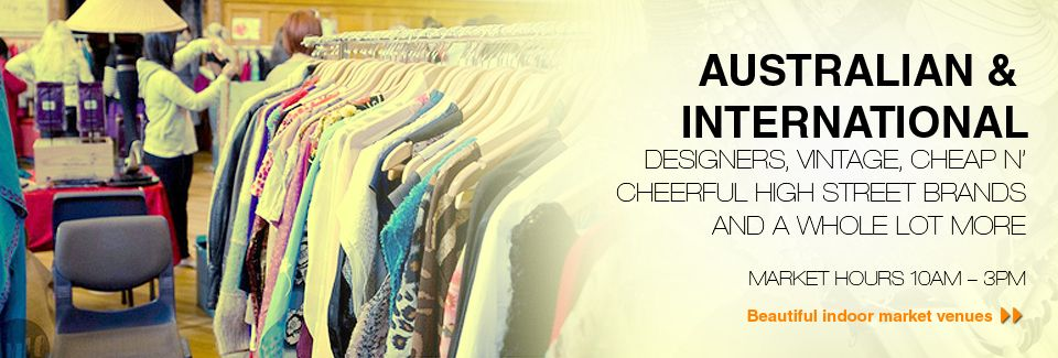 Recycled Fashion | Secondhand Clothing | Vintage Clothing Market