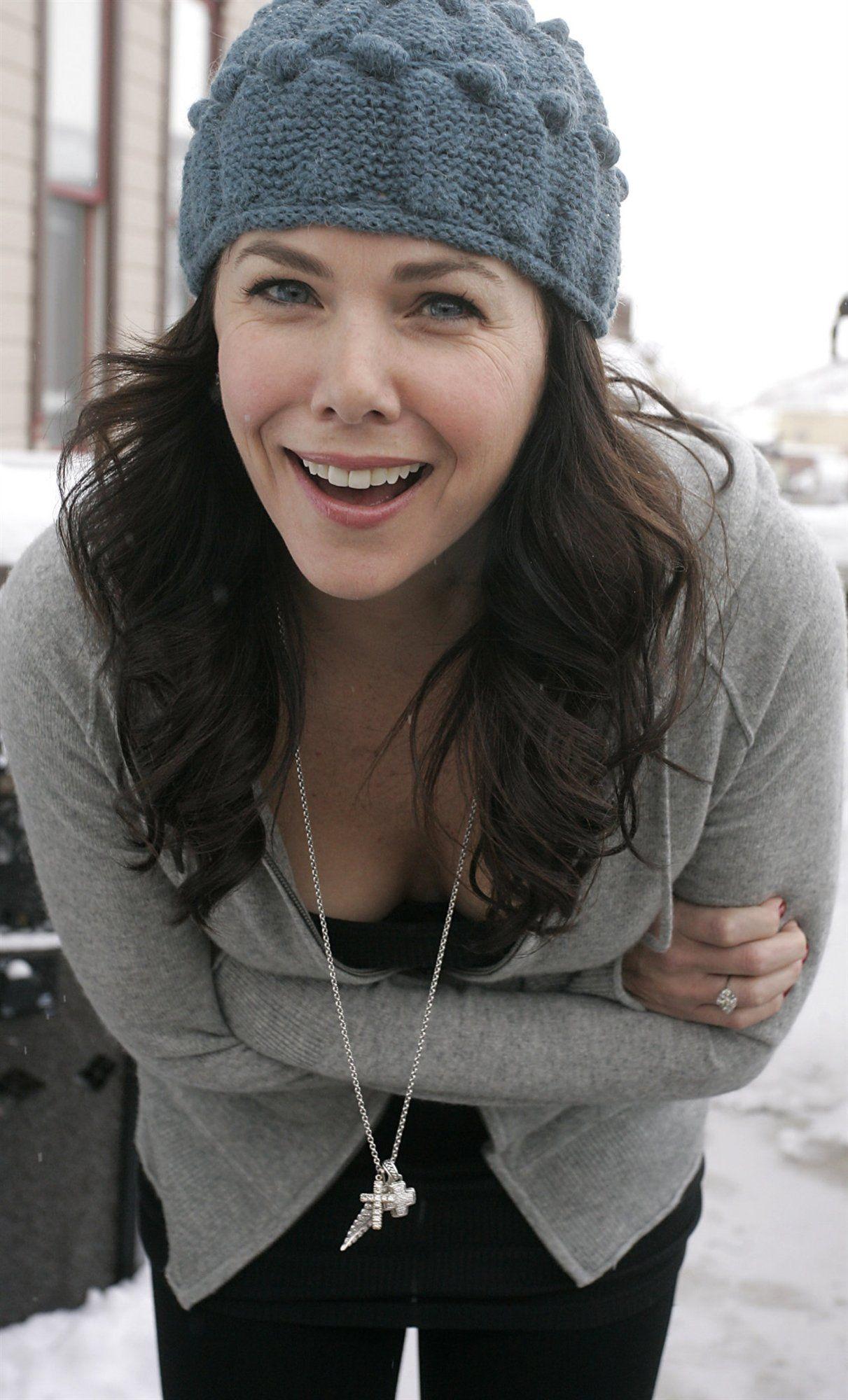 Lauren Graham.