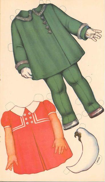 Paper Dolls~The New Joan and Bobby - Bonnie Jones - Álbuns da web do Picasa