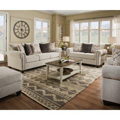 Alcott Hill Dillard Configurable Living Room Set Wayfair