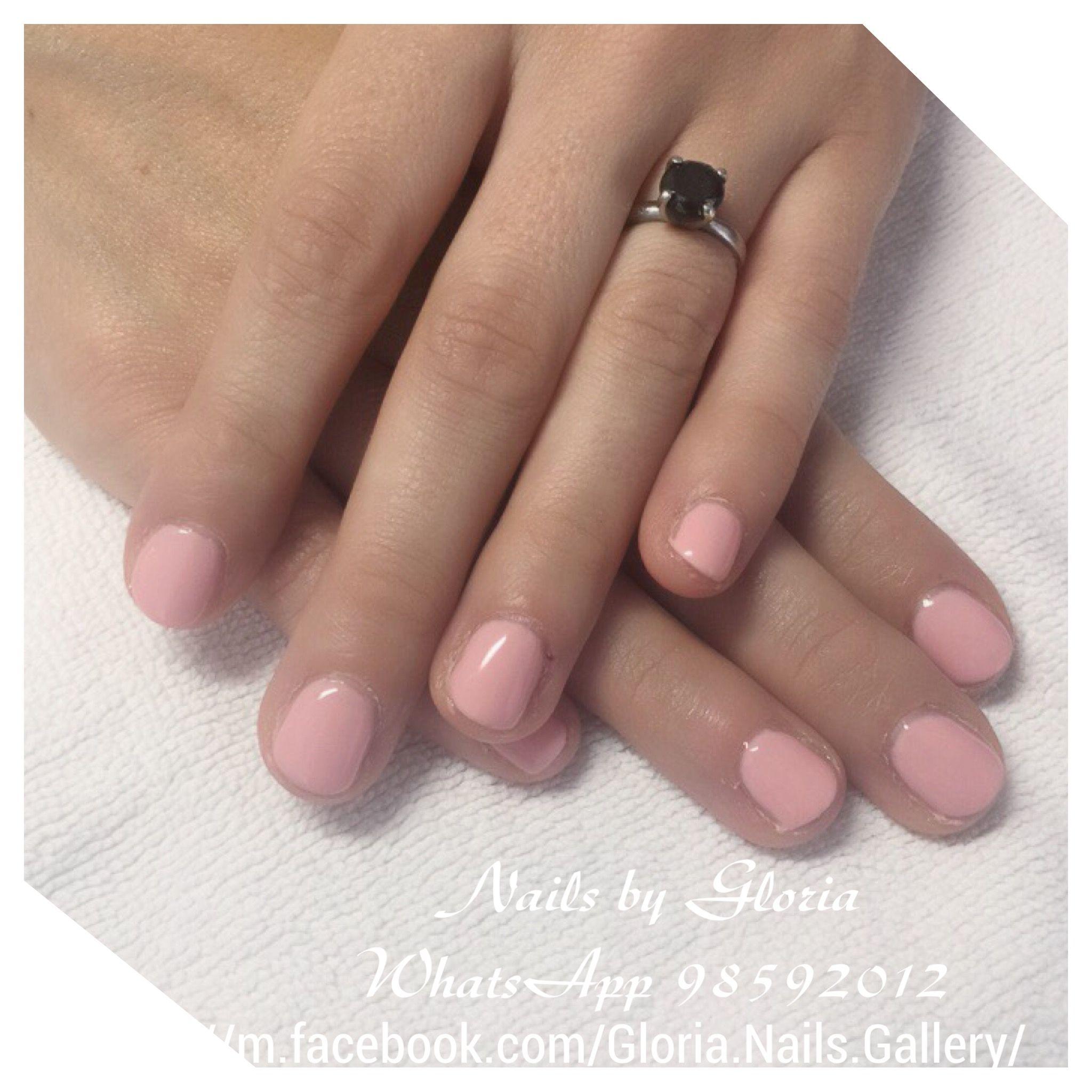 Skin Tone Nails Manicure Skincolour Nude