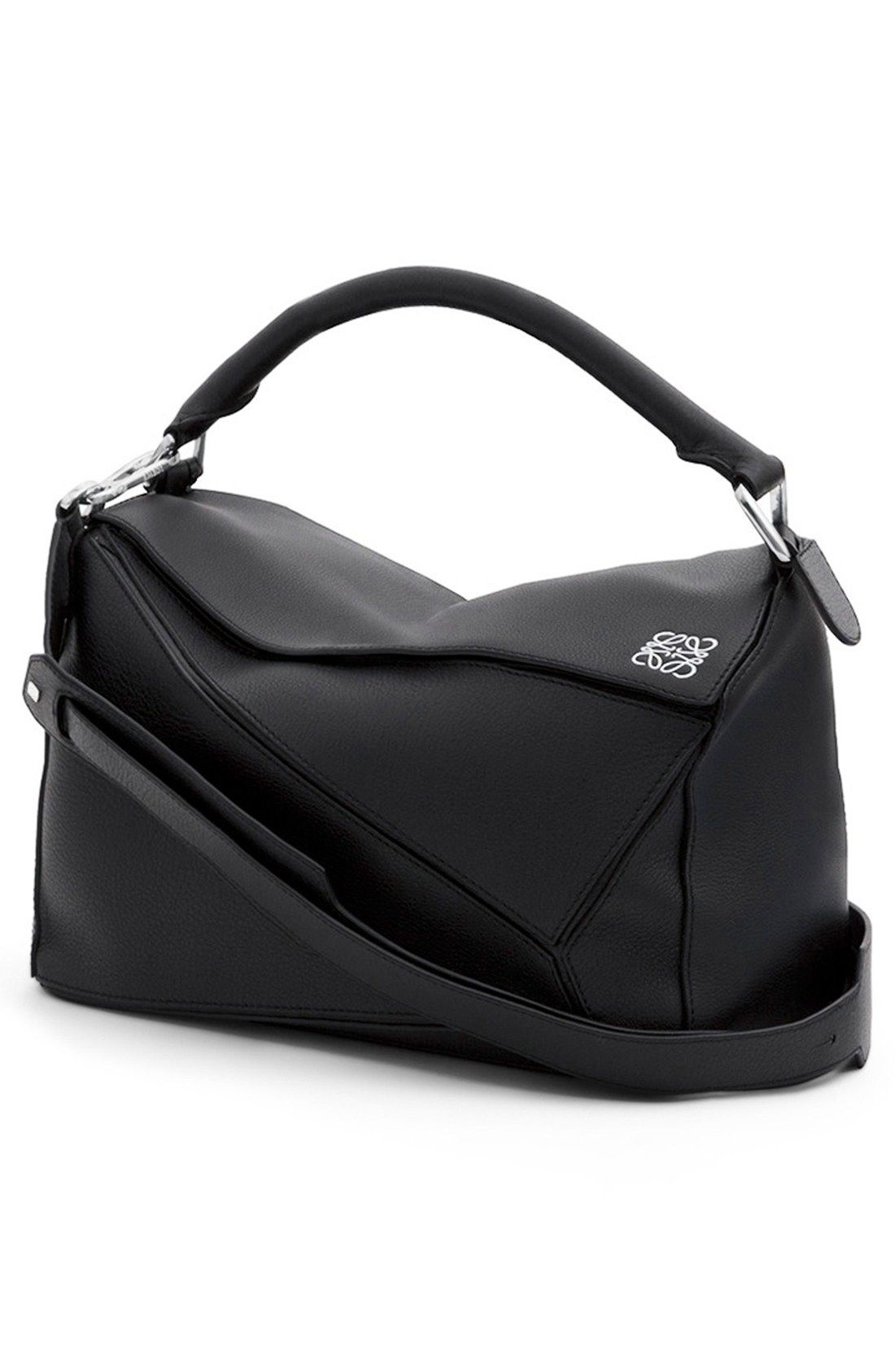 f2cde126d229 Loewe  Small Puzzle  Leather Bag available at  Nordstrom