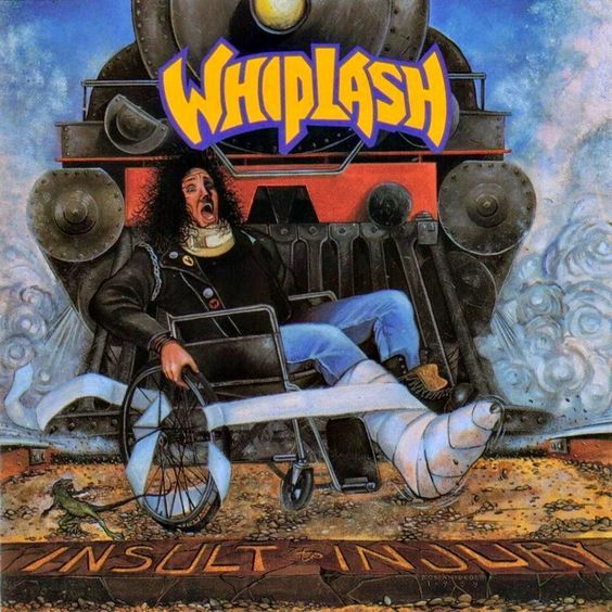 Warriors Of The Metal: Whiplash - Discografia: