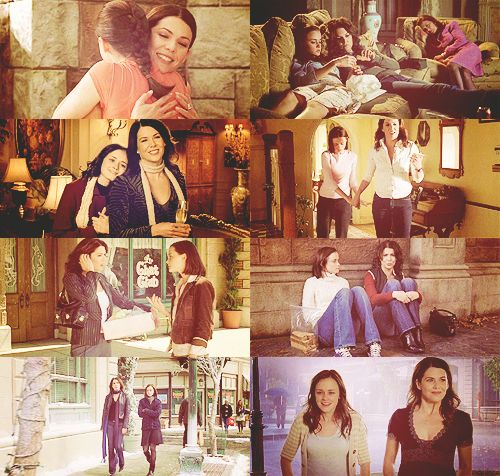 Gilmore Girls: Greatest. Show. Ever!