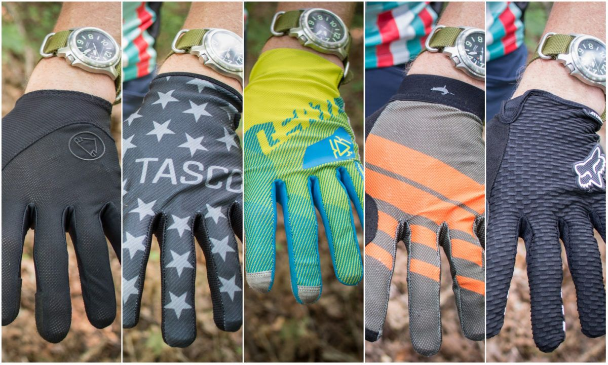 7 Best Mountain Bike Gloves Updated For 2018 Size Chart