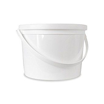 Food Grade 1 2 0 5 Gallon Bucket 20 Pack With Lids Review Glass Food Storage Containers Food Storage Containers Glass Food Storage