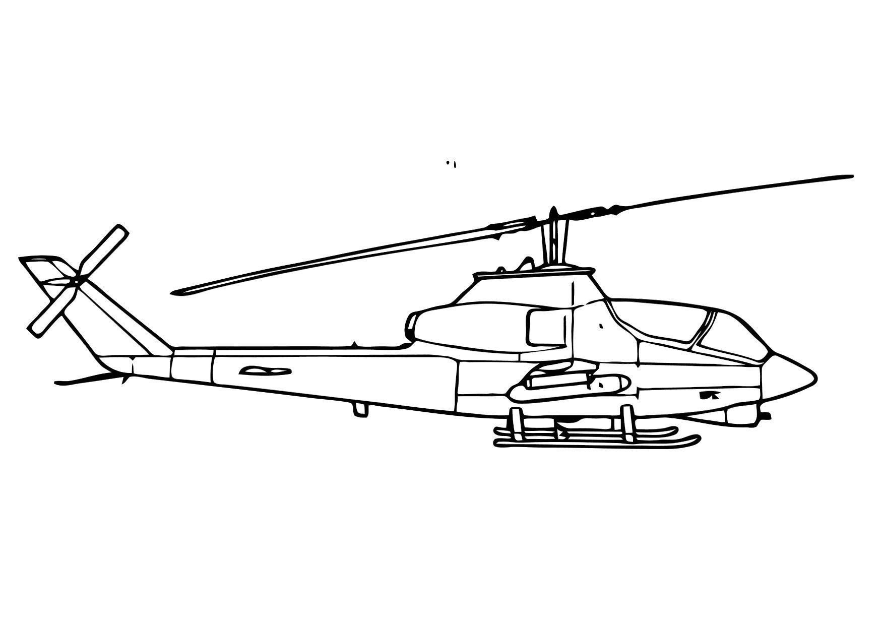 10 Besser Hubschrauber Malvorlage Begriff 2020 Warna Gambar Helikopter