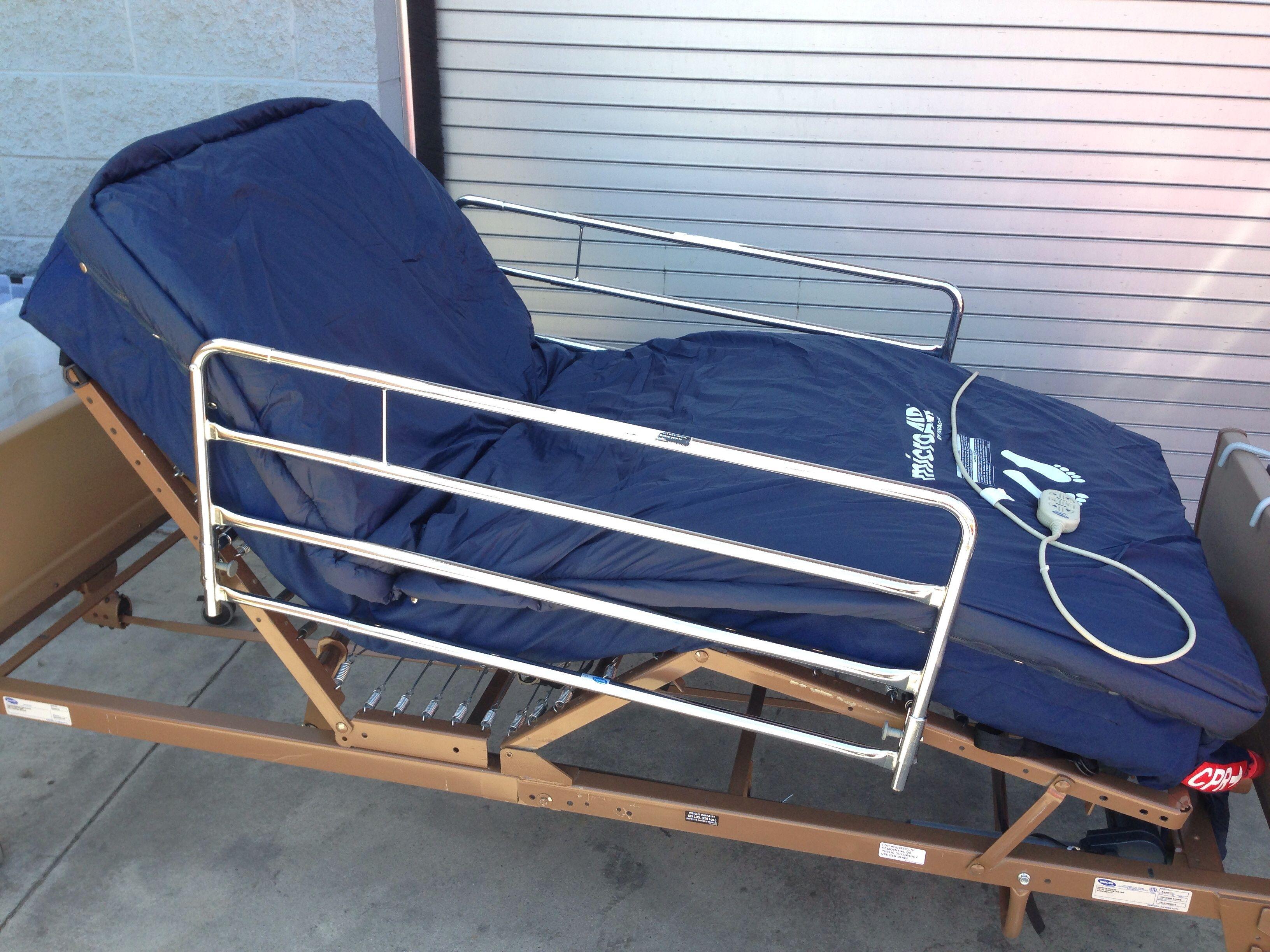 medline bariatric bed full electric hd bariatric foam mattress