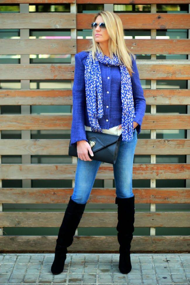 último vendedor caliente elige el más nuevo retro botas altas negras ante geox   Jesen-Zima   Fashion, Blue ...
