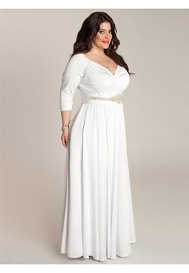 82dc68d5de1f9 Plus Size Bellerose Wedding Gown image | Fashion-MY style in 2019 ...