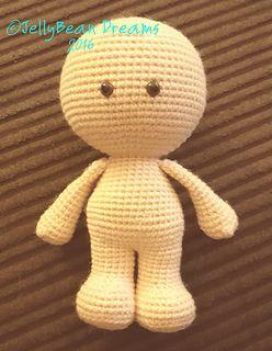 TonTon Doll and Tilda Bunny Free English Pattern (Tiny Mini Design ... | 320x248