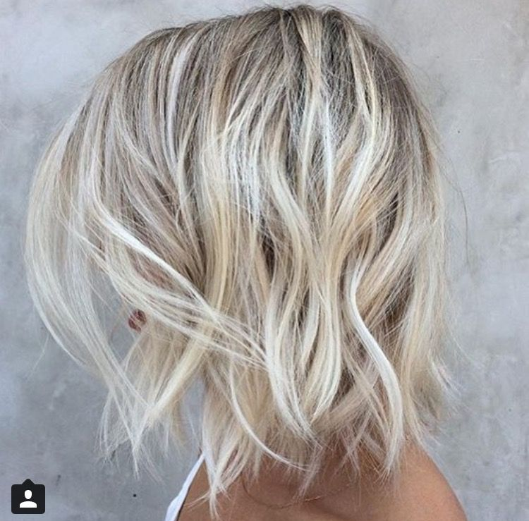 Messy Bob Hair Hair Short Hair Styles Hair Styles