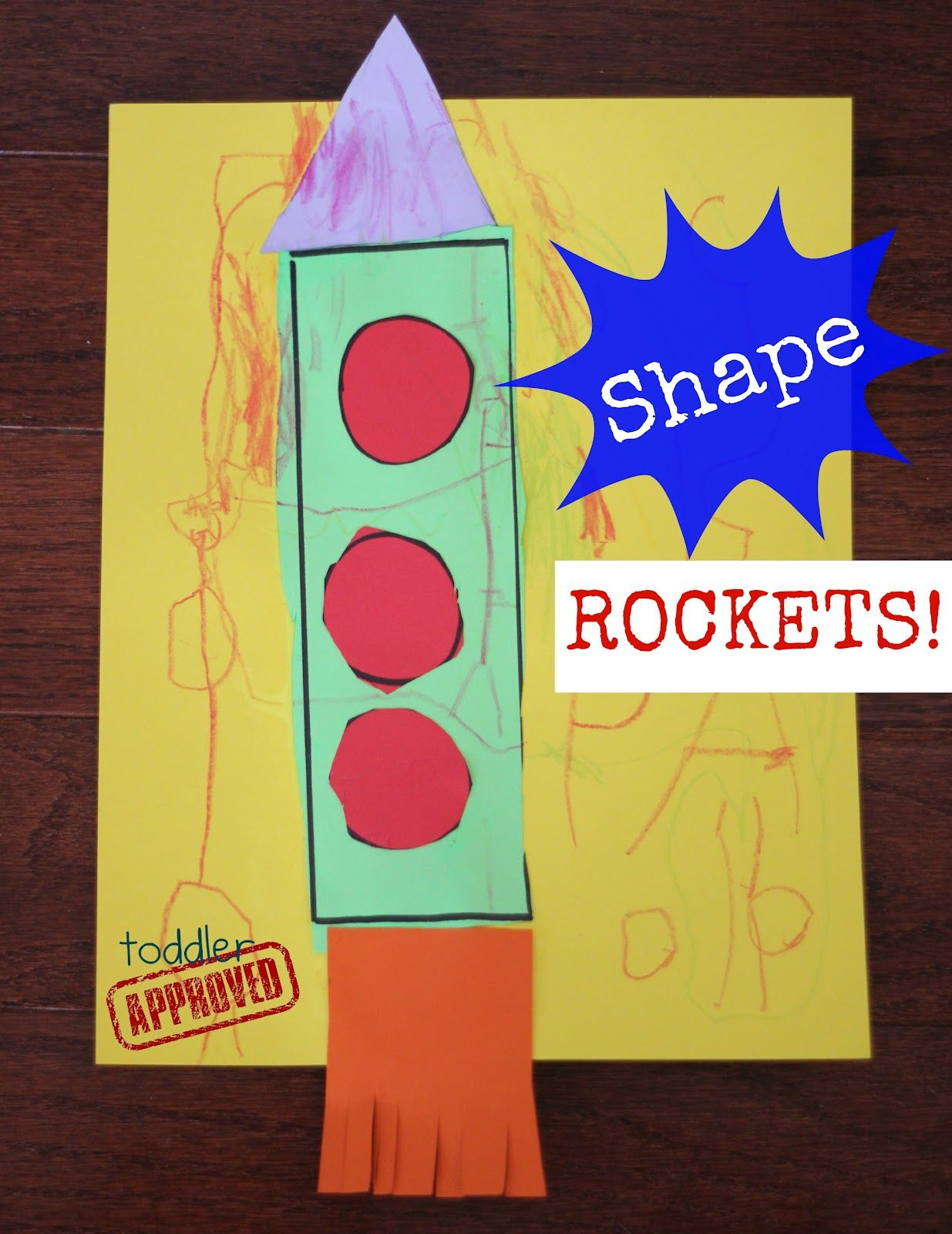 Shape Rockets Back To School Basics