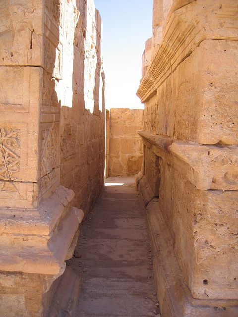 Khirbet edh-Dharih, Jordan