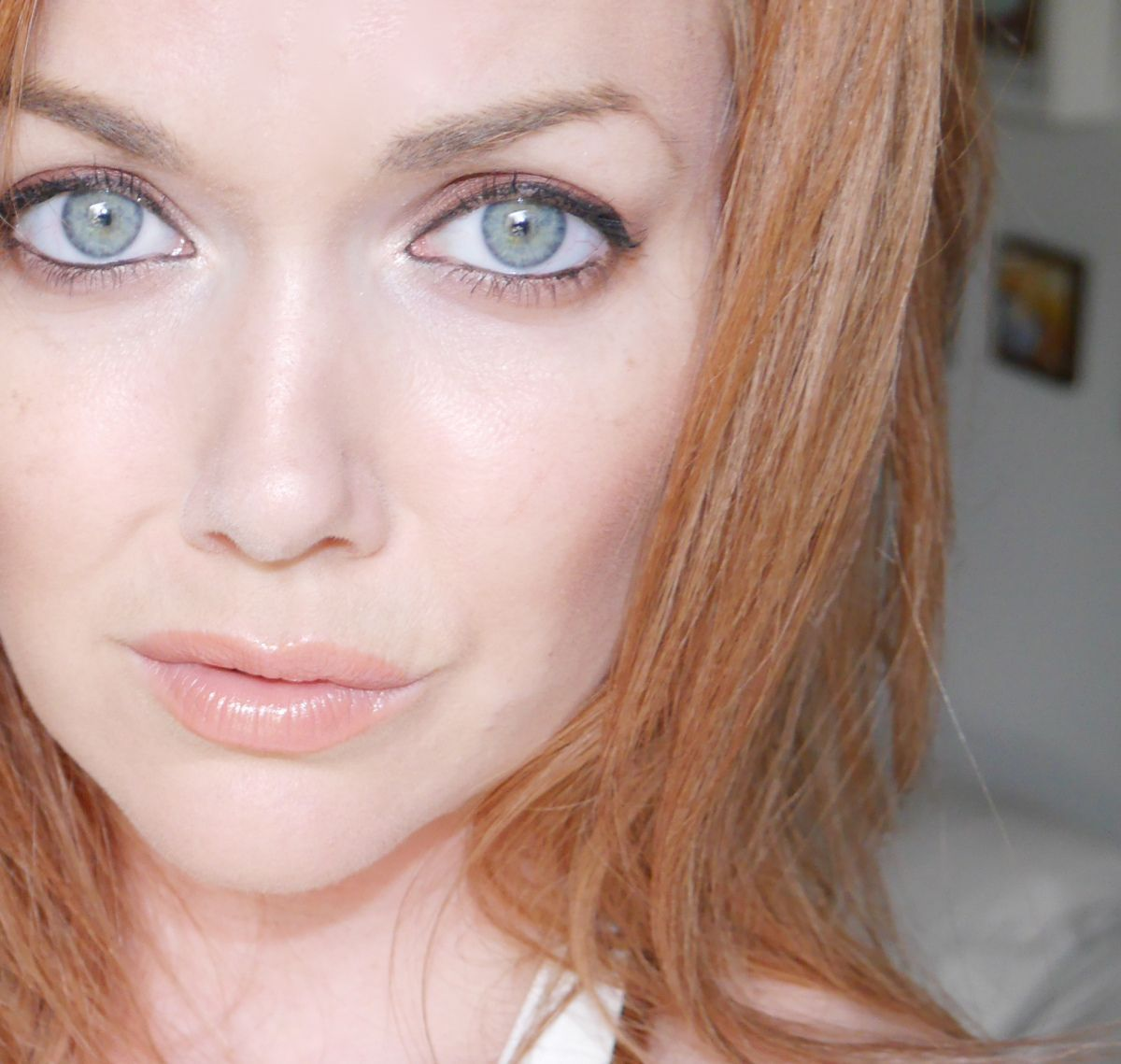 makeup for strawberry blondes: the fancy pants edition