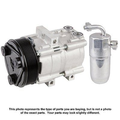 New Air Conditioning Compressor Kit Ac Compressor W Clutch A C Drier Dryer Ac Compressor Compressor Vw Vanagon