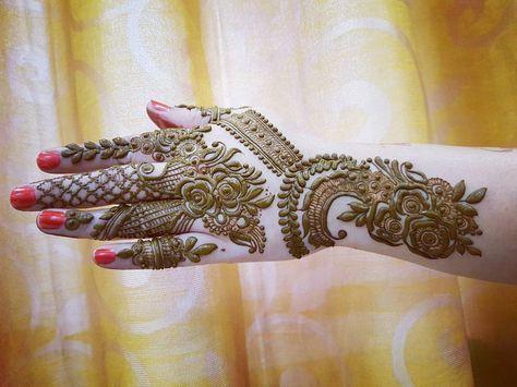Pin By Ummehani Huzaifa On Mehndi Henna Designs Henna Mehndi