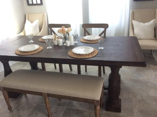 Exceptional Our New Greyson Table From Cost Plus World Market | For The Home |  Pinterest | Room, Dining And Kitchens