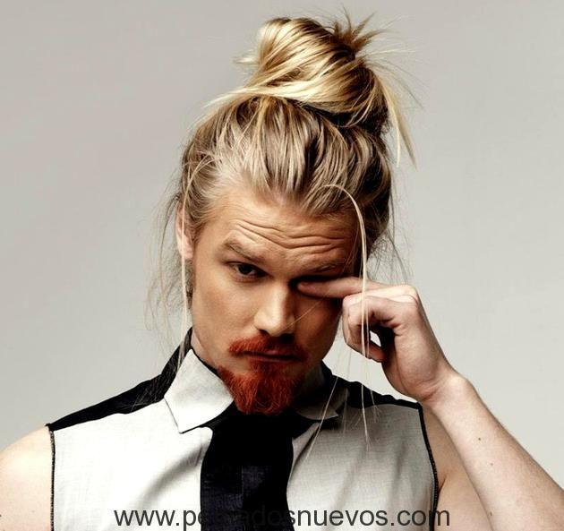 Pelo Rubio Hombre Classy Haircuts And Hairstyles For Balding Men - Pelo-rubio-hombre