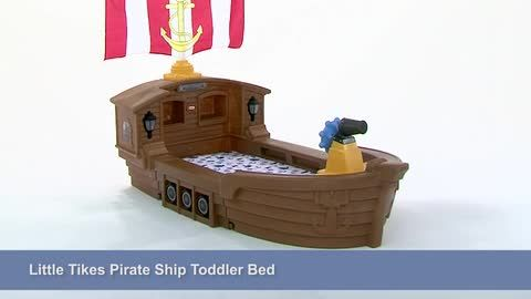 Little Tikes Pirate Ship Toddler Bed Toys R Us Toddler Bed